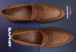 Patynacja czyli zmiana koloru obuwia / farbowanie obuwia