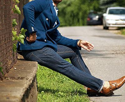 Męskie jeansy ENCYKLOPEDIA Casualism Blog Moda Męska
