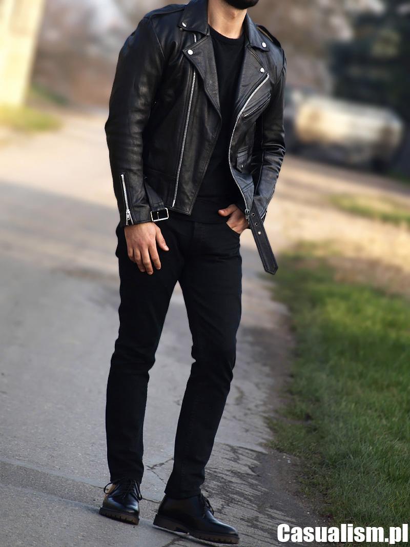 4d627bd14e683 Męska kurtka skórzana - Casualism Blog Moda Męska