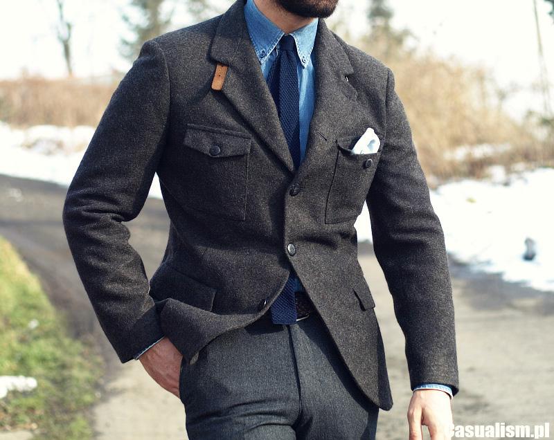 29f63e72b8095 Wysokie trzewiki Elegancko - Casualism Blog Moda Męska