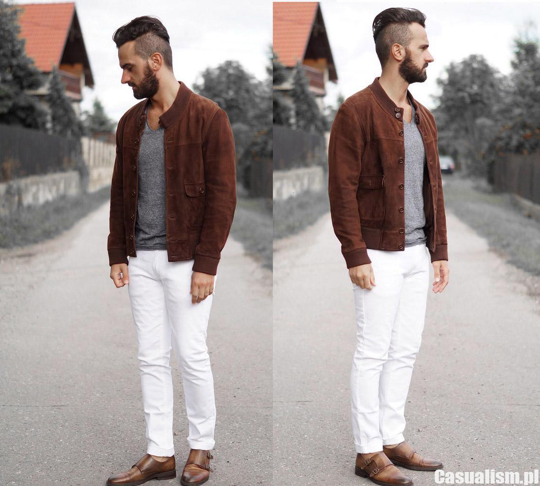 Męski styl casual