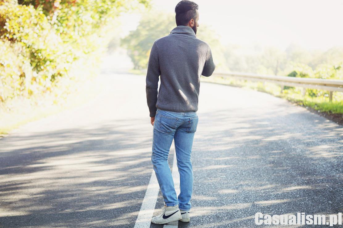 Sprane jeansy