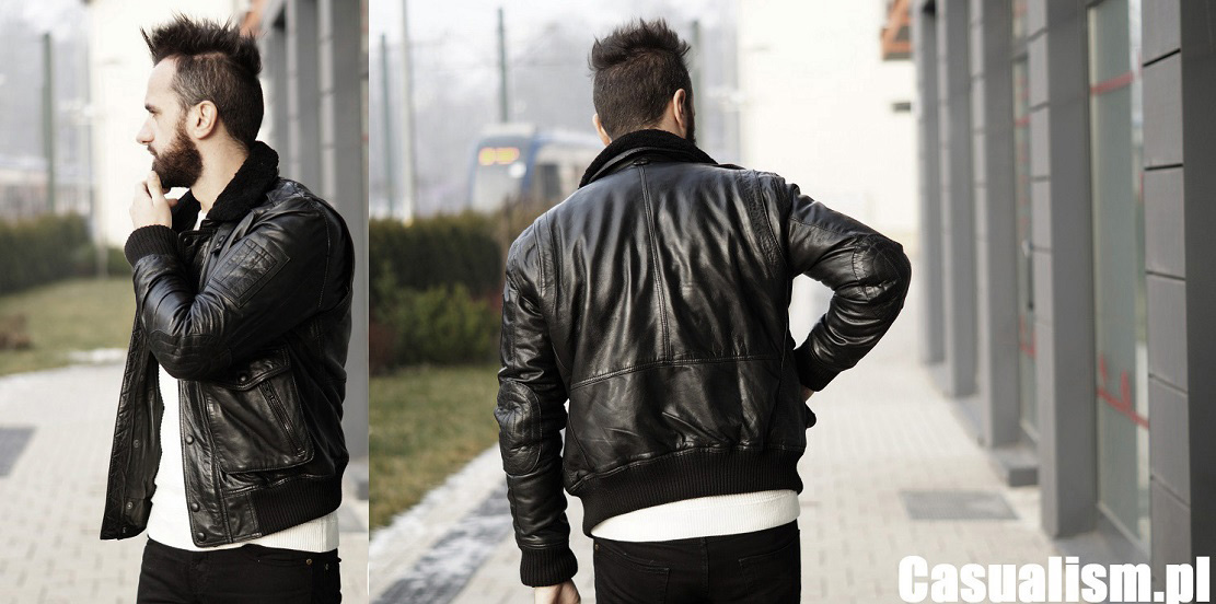 Styl streetwear męski