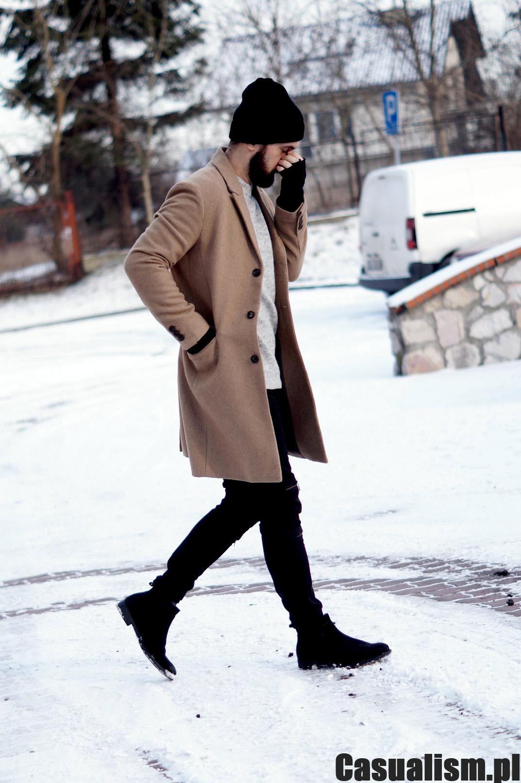 Męski streetwear, styl męski, dobrze ubrany mężczyzna, casual dla faceta