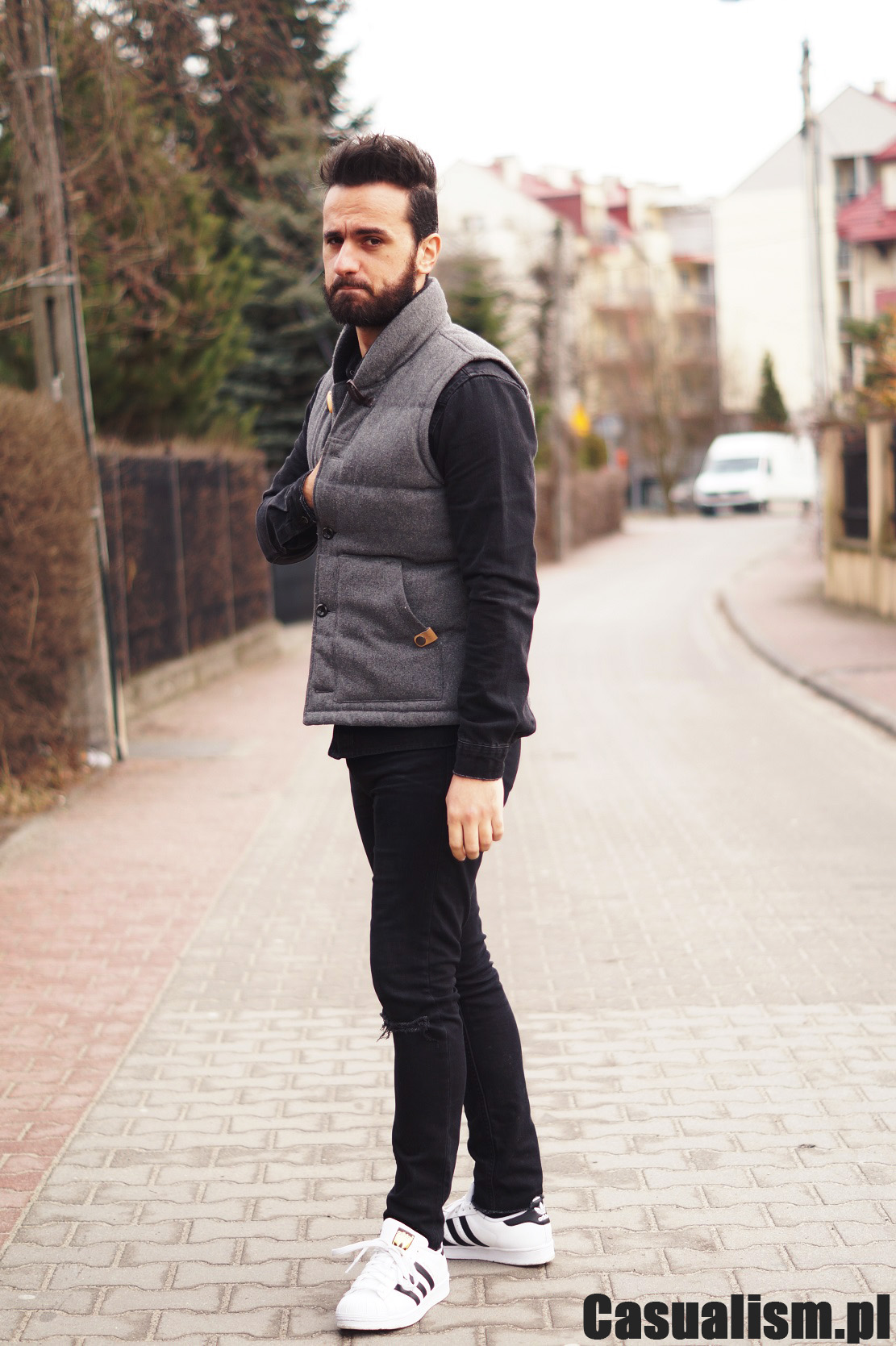 Męski streetwear