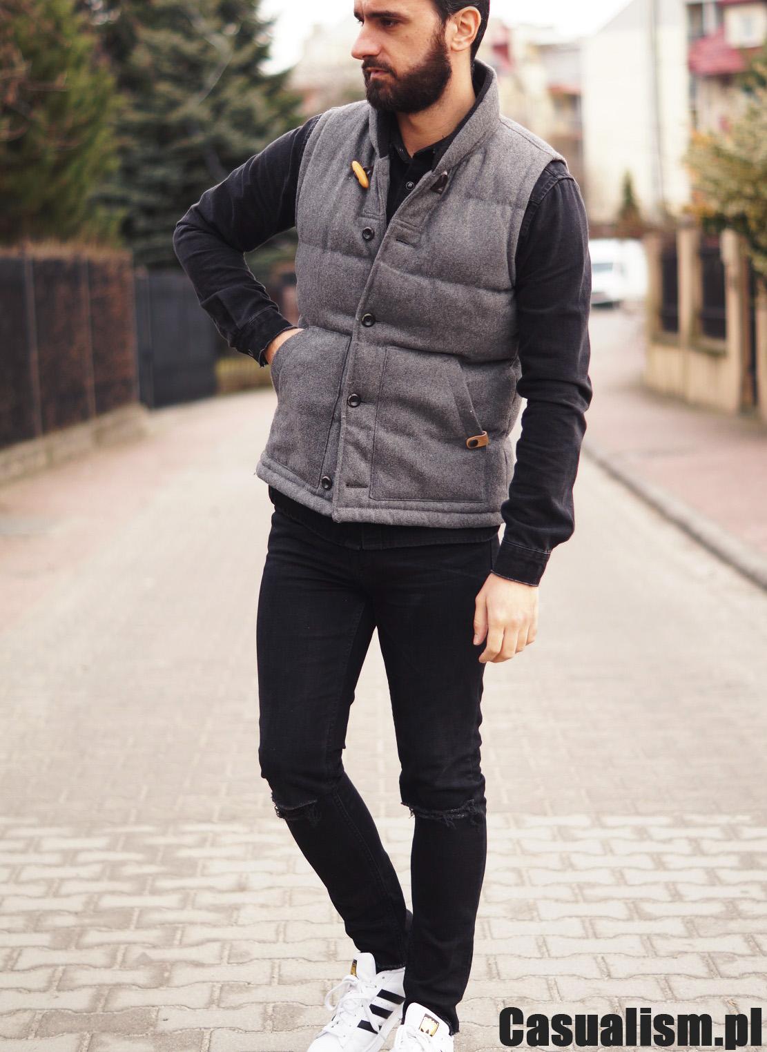 Ubranie dla mężczyzny