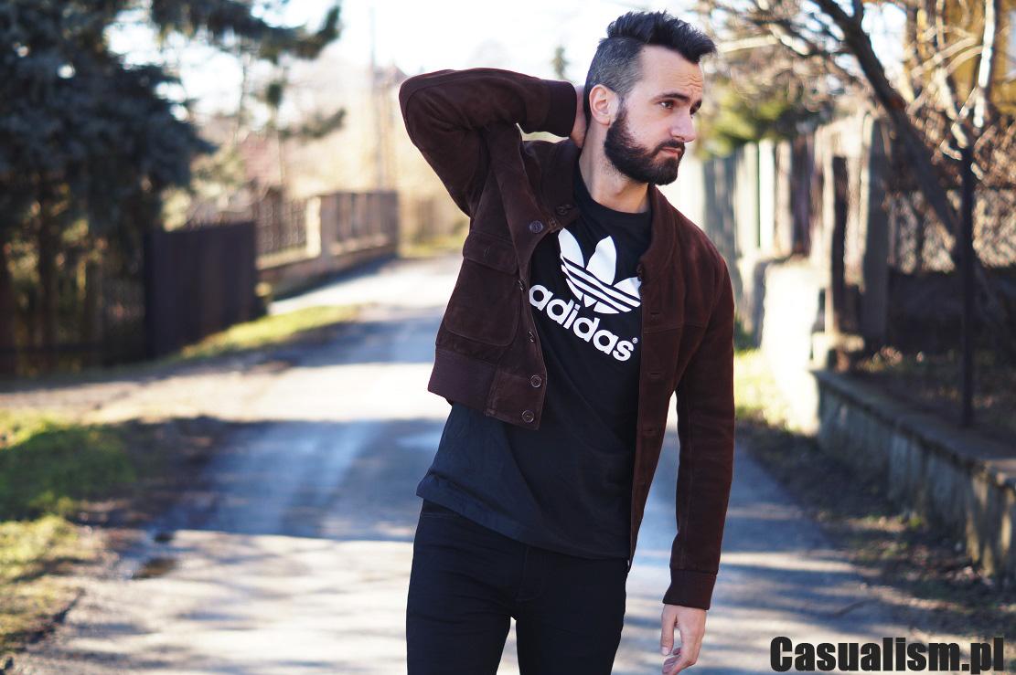 Koszulka męska Adidas Originals