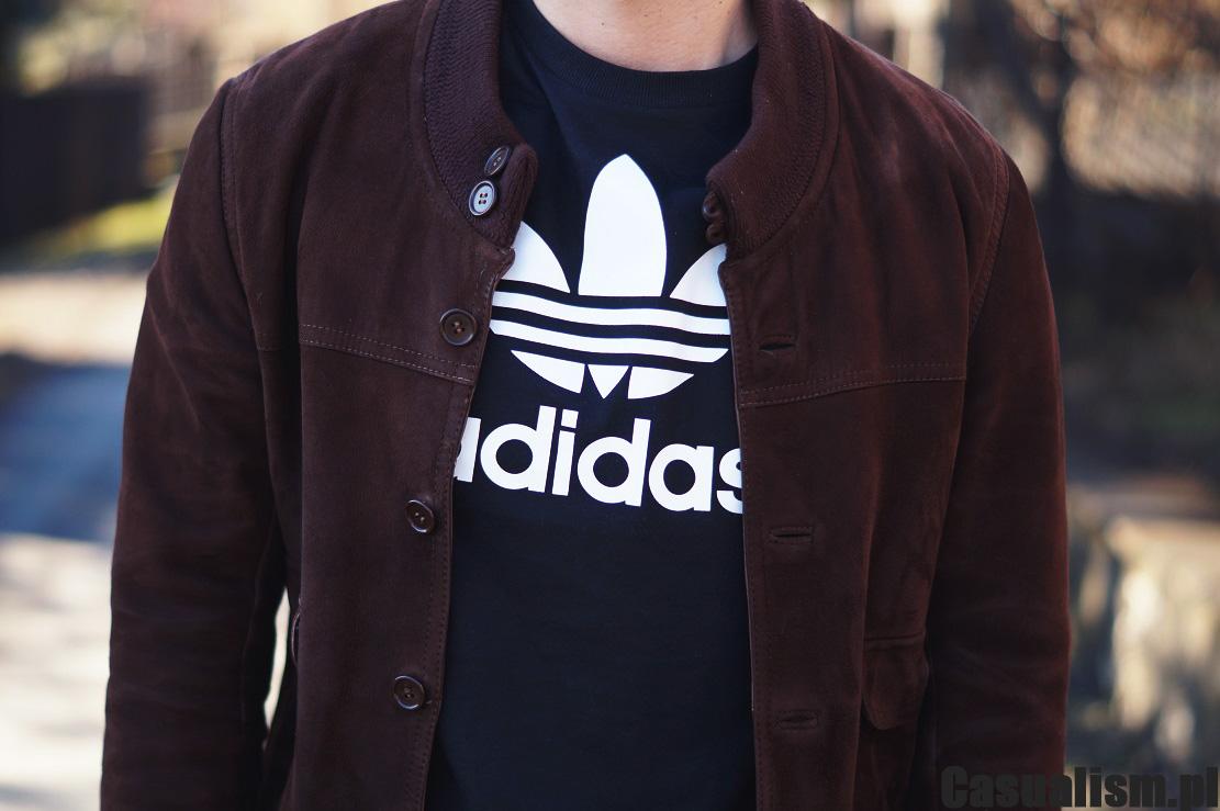 T shirt męski Adidas