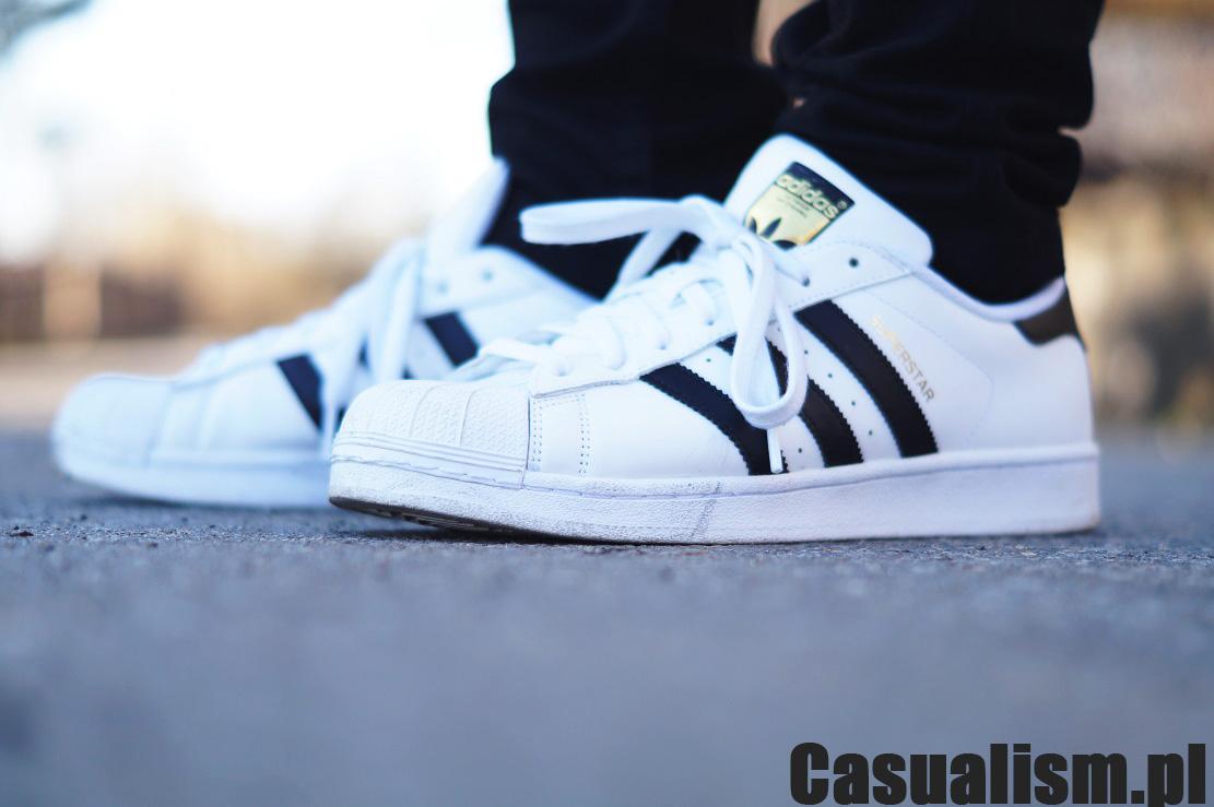 Buty Adidas Superstar męskie