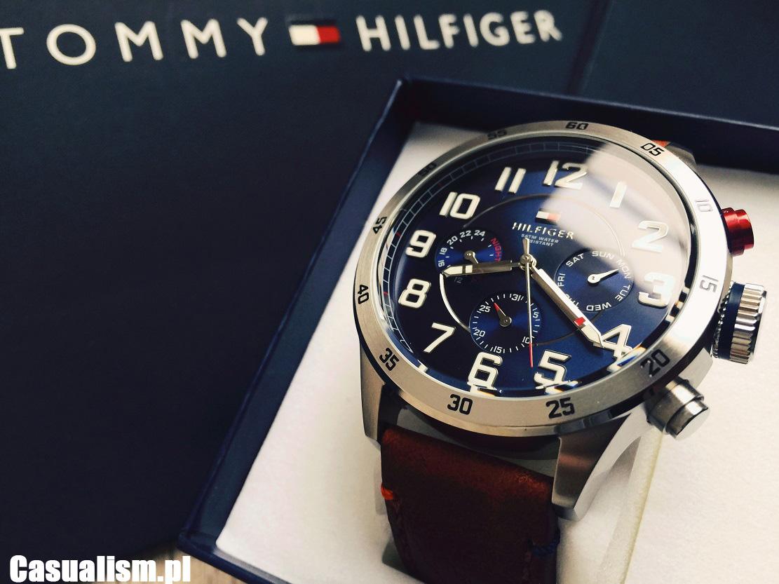 Zegarek Tommy Hilfiger, Zegarki Hilfigera