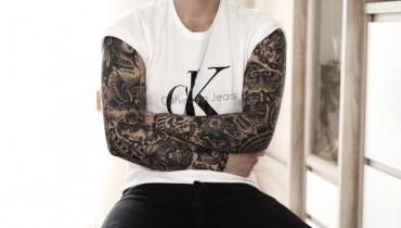 Tatuaż rękaw, rękawy męskie, tatuaże rękawy. Tatuaże na rękach, tatuaż na przedramieniu, tatuaż na bicepsie. Męski tatuaż, tatuaż tradycyjny