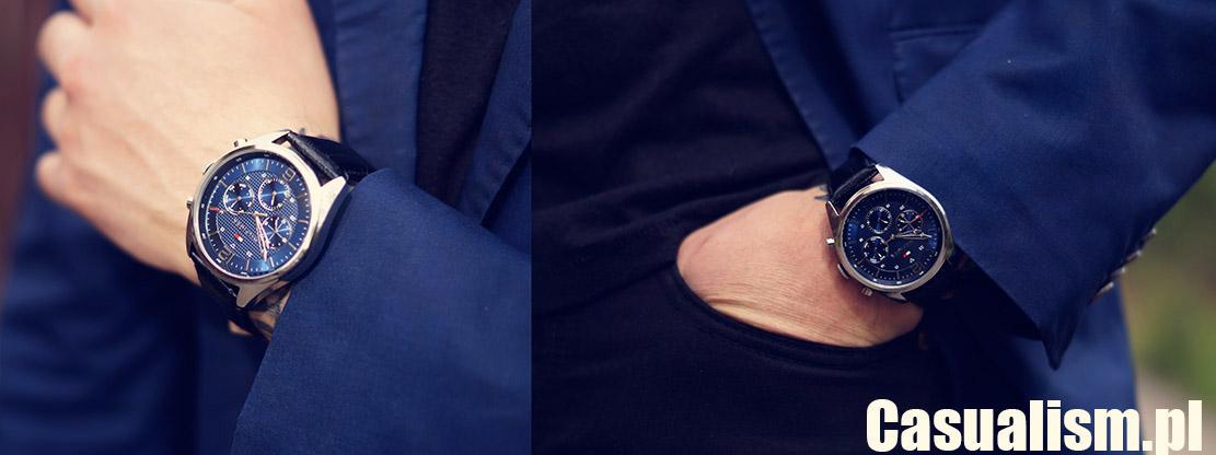 Zegarek Tommy Hilfiger, męskie zegarki Tommy Hilfiger, jaki zegarek dla faceta, męskie zegarki naręczne