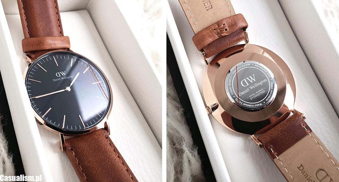 Zegarki Daniel Wellington, zegarek Daniel Wellington, Daniel Wellington opinie, opinie o zegarkach Daniel Wellington, opinie o zegarkach DW, jakość zegarków Daniel Wellington