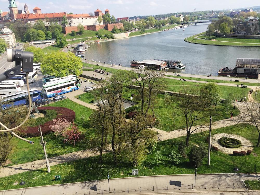Kraków jest jedyny w swoim rodzaju. Jak go widać ;)