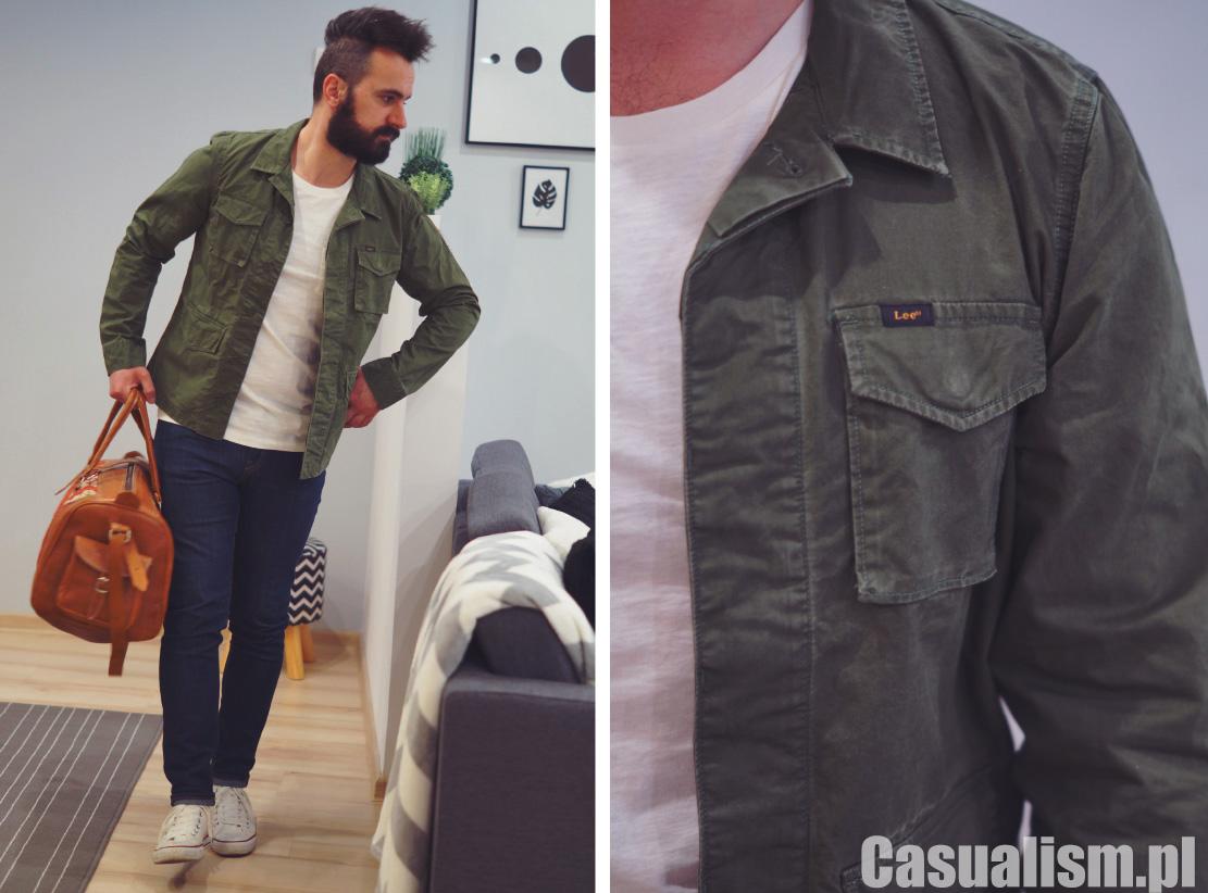 9aa62309 Kurtka M65 Khaki, oliwkowa - Casualism Blog Moda Męska