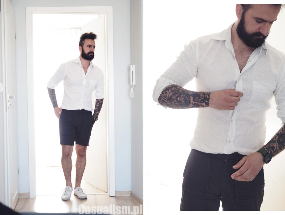 Koszula lniana męska, męskie lniane koszule, koszula męska z lnu, koszula dla chłopaka, chłopięce koszule, koszula lniana chłopak, lniana koszula dla faceta