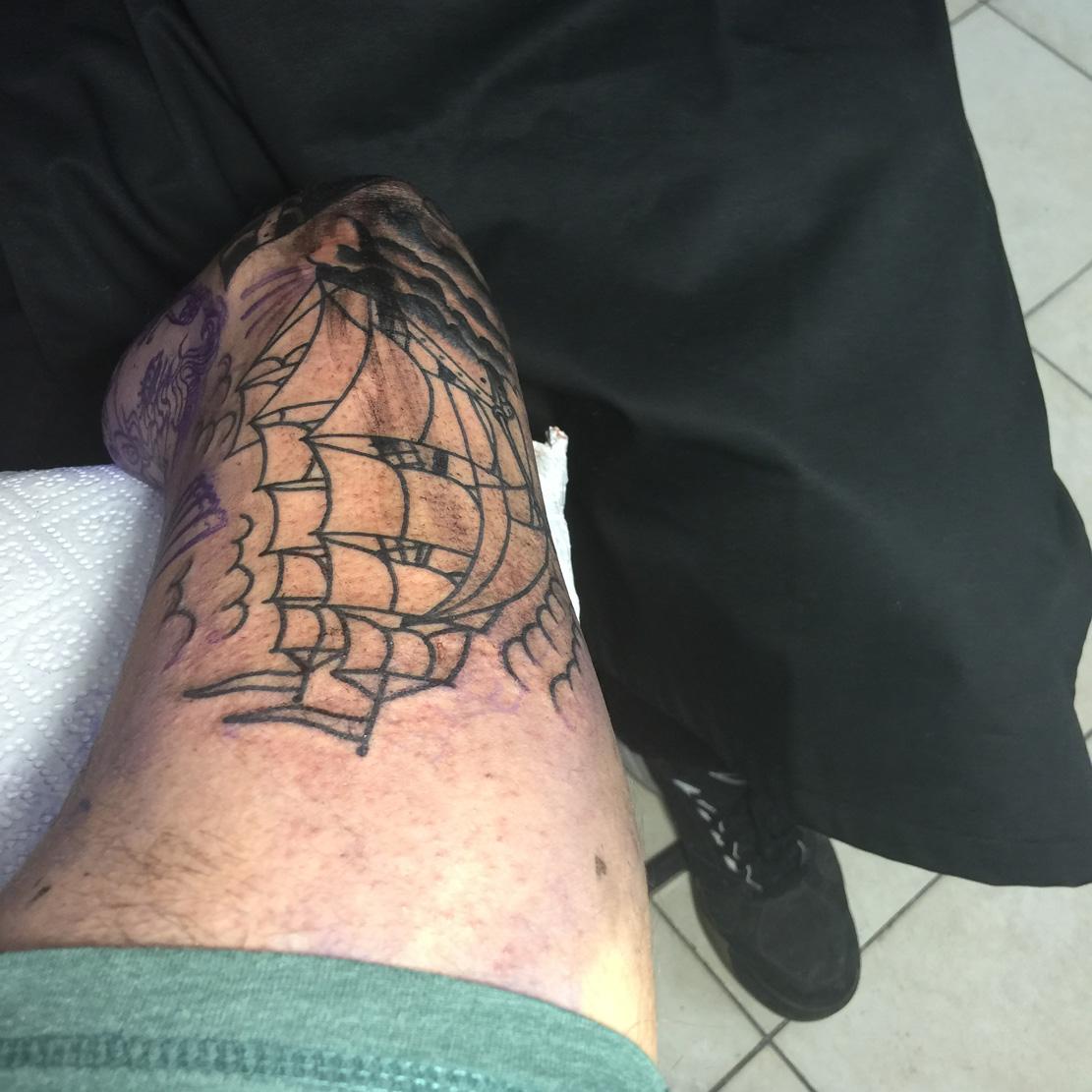 Gojenie Tatuażu Opieka Nad Tatuażem Casualism Blog Moda Męska