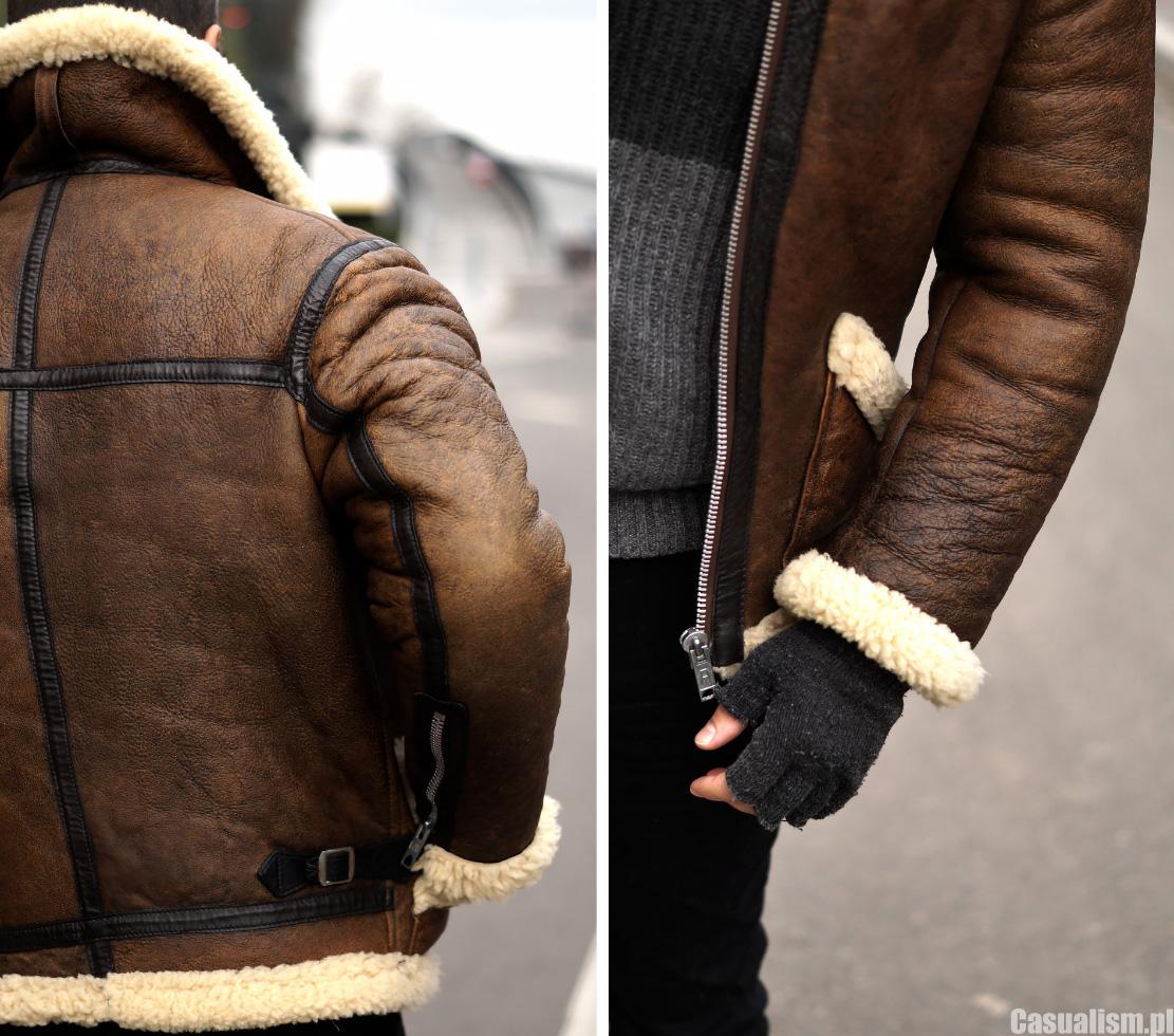 Kurtka kożuch męska, męski kożuch, kurtka kożuch dla faceta, męska kurtka kożuch, kożuszek męski, męska kurtka kożuszek