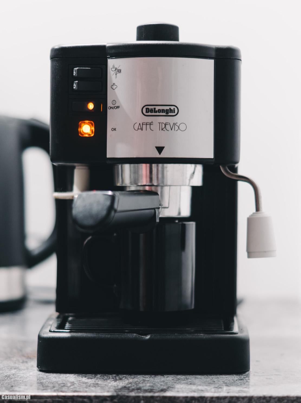 dobry ekspres ciśnieniowy, włoski ekspres do kawy, dobry ekspres do domu, domowy ekspres do kawy
