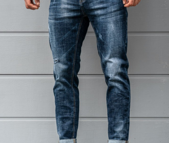 modne jeansy męskie