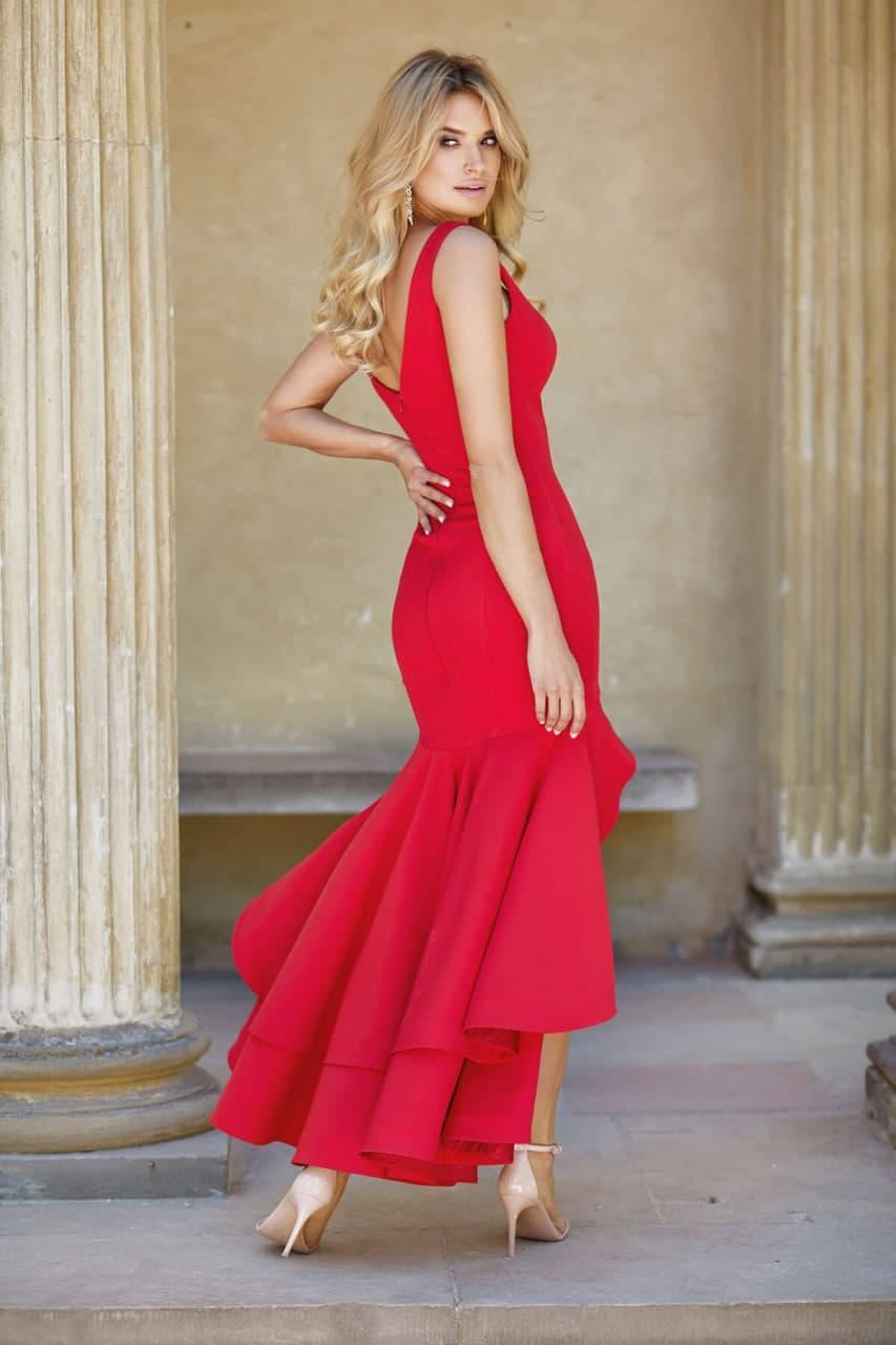 Jakie Buty Wybrac Do Czerwonej Sukienki Na Wesele Casualism Blog